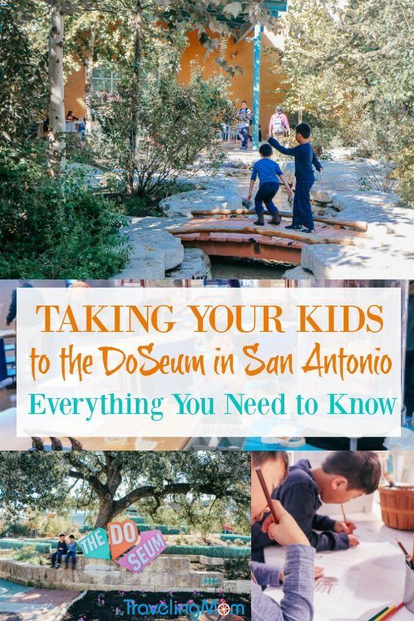 Do The DoSeum -   17 travel destinations Texas kids ideas
