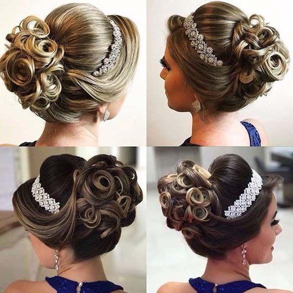 Wedding Hairstyle 2017