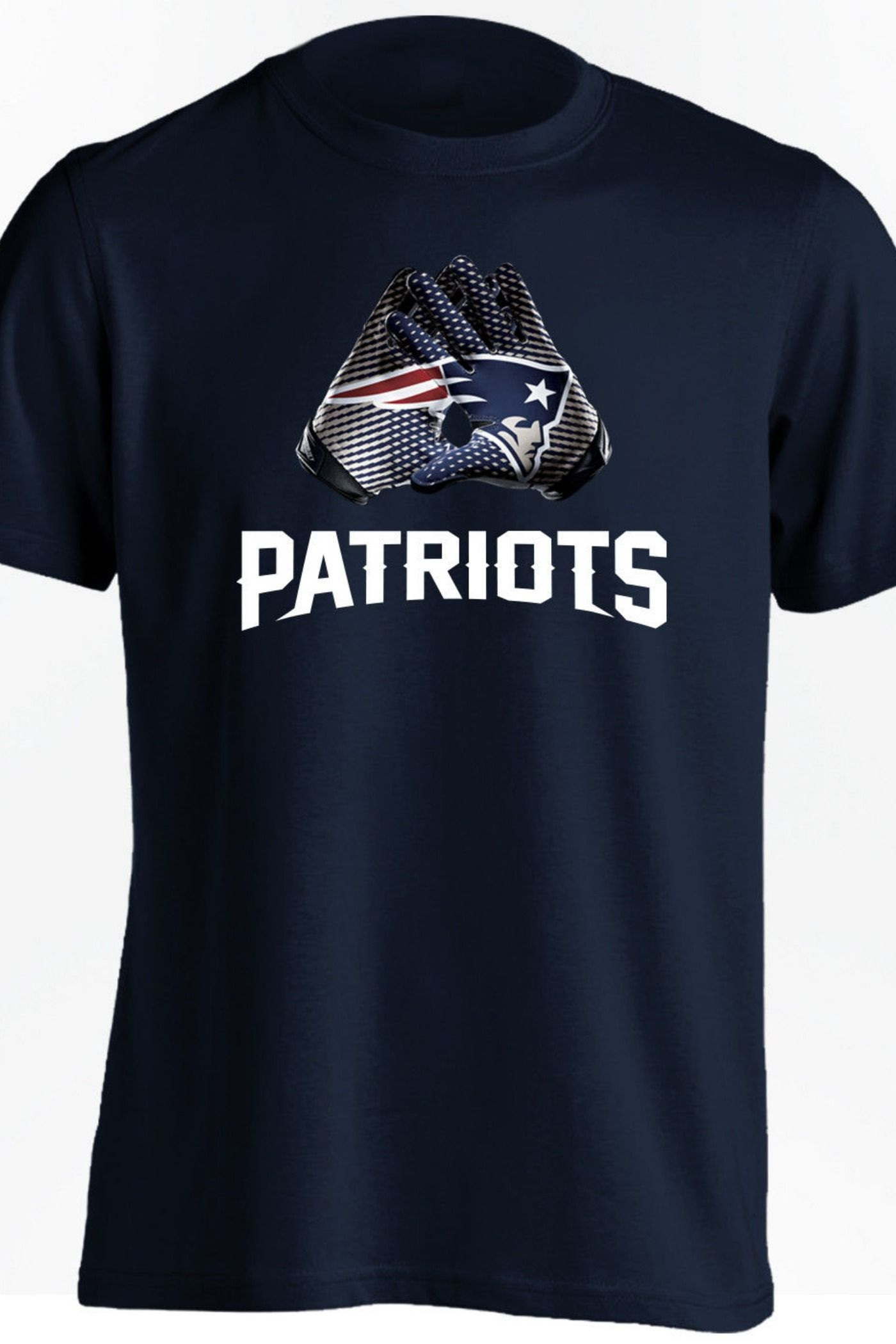 New England Patriots T Shirt Tom Brady Nfl Gloves Design Shirt S 5xl Tom Brady Nfl New England Patriots Tom Brady