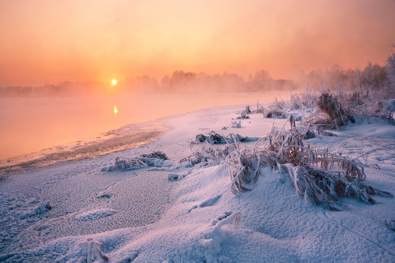 которые мое зимнее утро картинки компании коллег