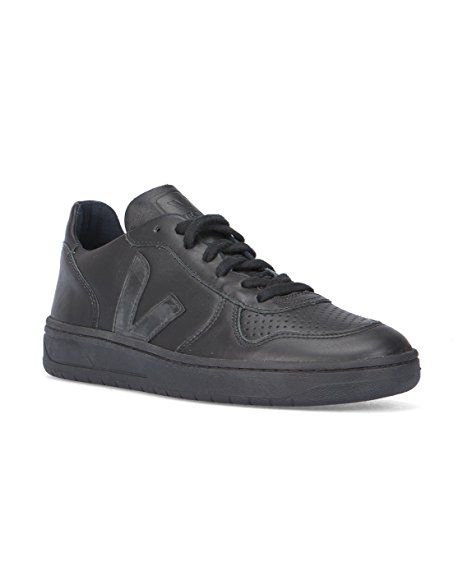 VEJA , Baskets pour homme Noir Noir: : Chaussures