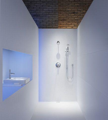Shower ideas from #kohler Awaken showerhead and handshower ...