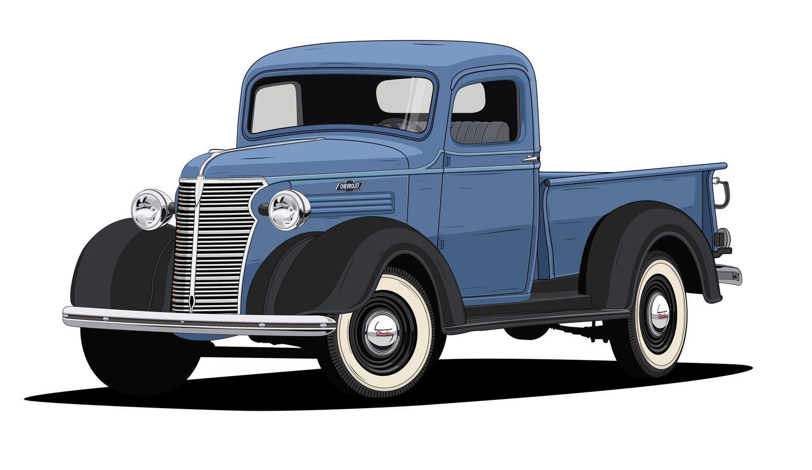 1938 Chevrolet Half Ton | Old Rides 6 | Pinterest | Chevrolet ...