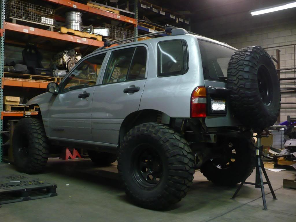 Nissan St Catharines >> 2002 Chevy Tracker Off Road Parts | hobbiesxstyle