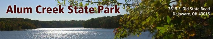 Alum creek state park delaware ohio camping beach