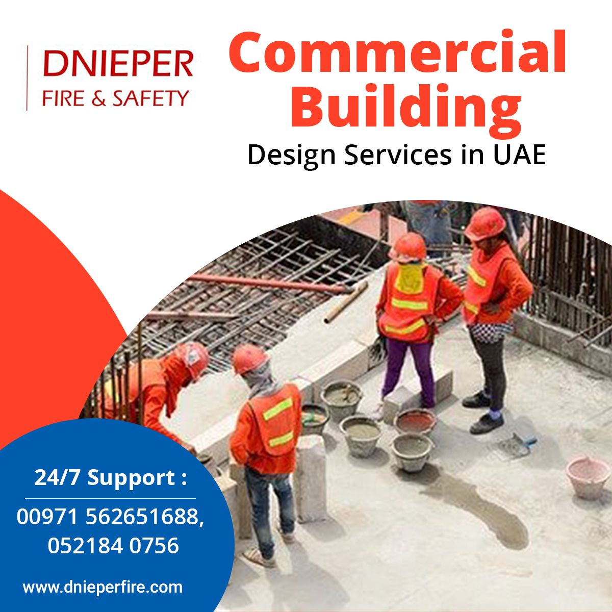 Dnieper is UAE based inspection, verification, testing and