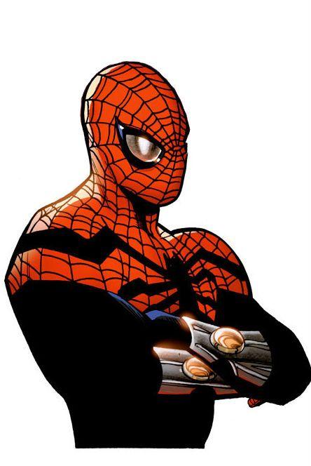 Superior Spider-Man by Greg Land