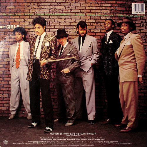 Morris Day And The Time | Black music, Soul music, Music legends