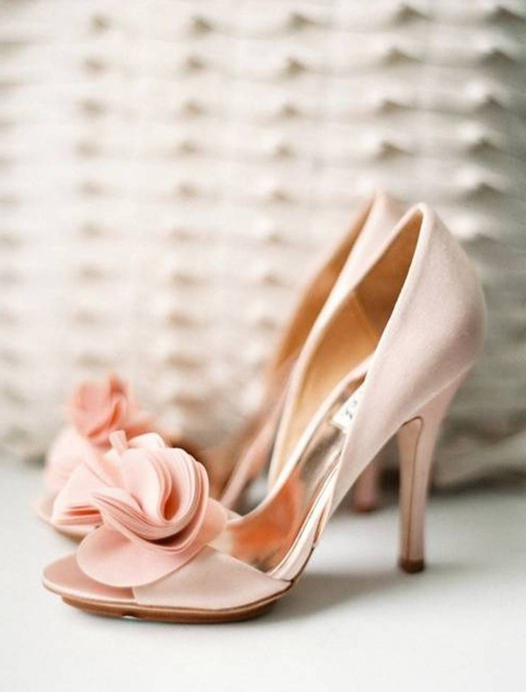 Jasnorowe buty lubne light pink wedding shoes romantic wedding the best wedding shoes for women junglespirit Choice Image