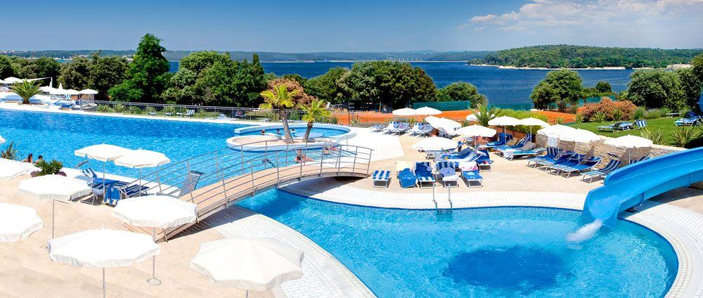 ХОРВАТИЯ Лучший детский отель Valamar Club Dubrovnik 3