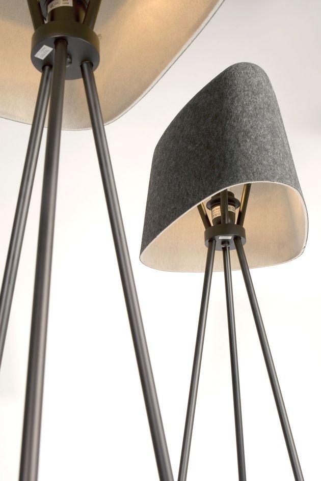 Felt shade floor by tom dixon ecc new zealand standard lampscontemporary