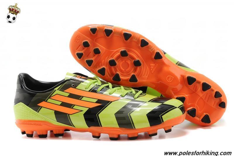 00b8ecd68b7336 (Zest Slime Black) Crazylight TRX AG Adidas F50 AdiZero Top, Cheap Football  Boots