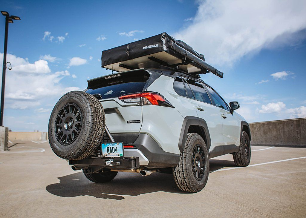 2019 Toyota RAV4 Adventure Radventure Toyota