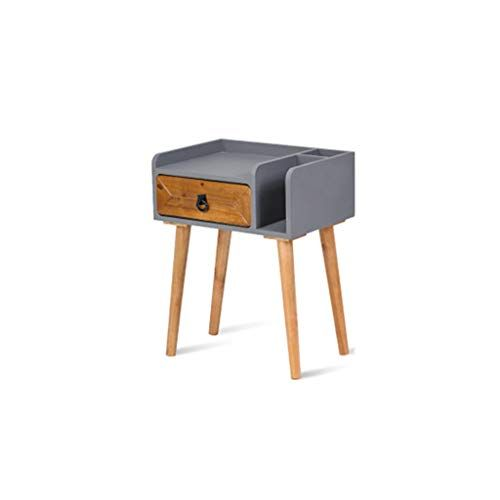 Best Hxgl Bedside Table Nordic Bedside Table Creative 400 x 300