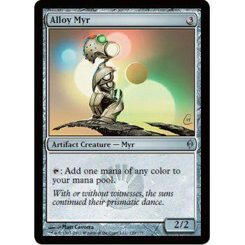 Alloy Myr £0.50