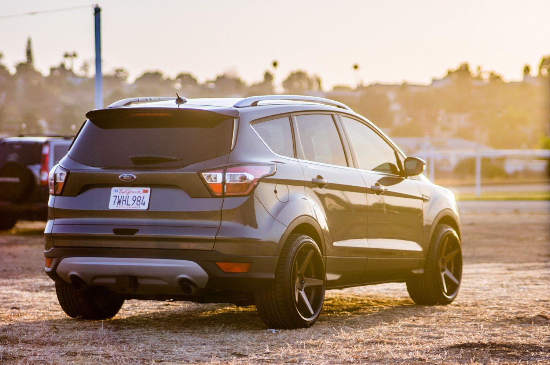 eBay: 2017 Ford Escape Titanium 2017 Escape 2.0 Titanium with custom parts  #carparts #carrepair