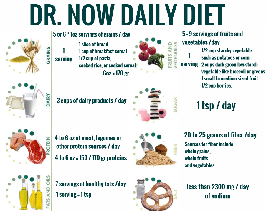 dr now diet nowzaradan plan daily