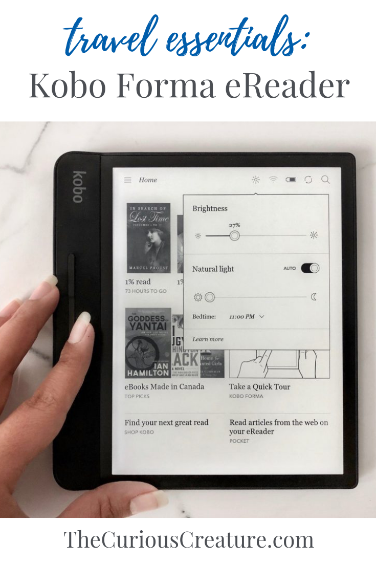 Travel Can Be Quite Hectic And A Tried And True Way To Slow Things Down Is To Read A Book I Had The Opportunity To Test The Travel Essentials Travel Ereader
