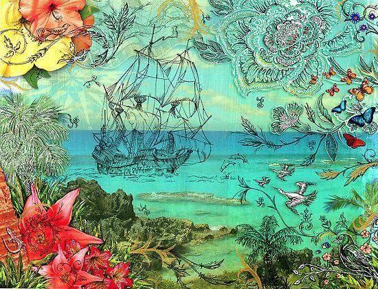 """""""Bermuda and The Sea Venture"""""""