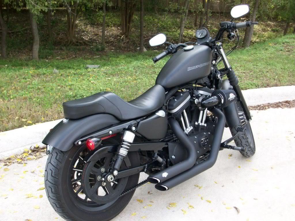 Forward controls & progressive lowering kit | Motorcycle