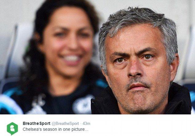 Jose Mourinho Virals Memes Mock Sacked Chelsea Boss Jose Mourinho Chelsea Manager Chelsea
