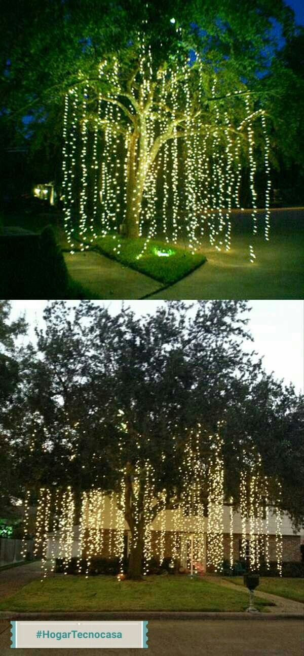 decorate outdoor tree this christmas 10 1 10 cool ideas to decorate garden or yard trees for christmas
