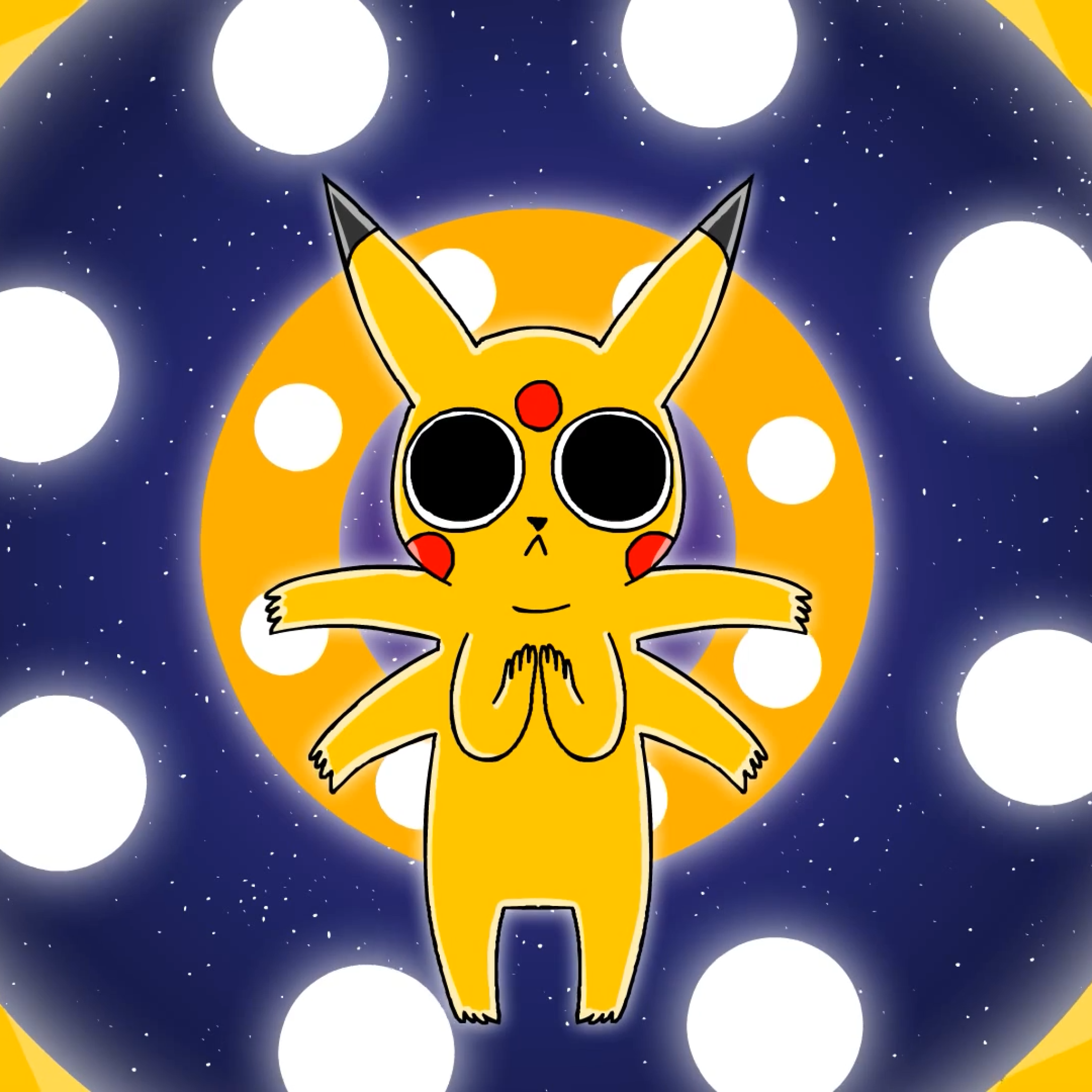 Cute Pikachu Tap to see more cool pokemon wallpaper