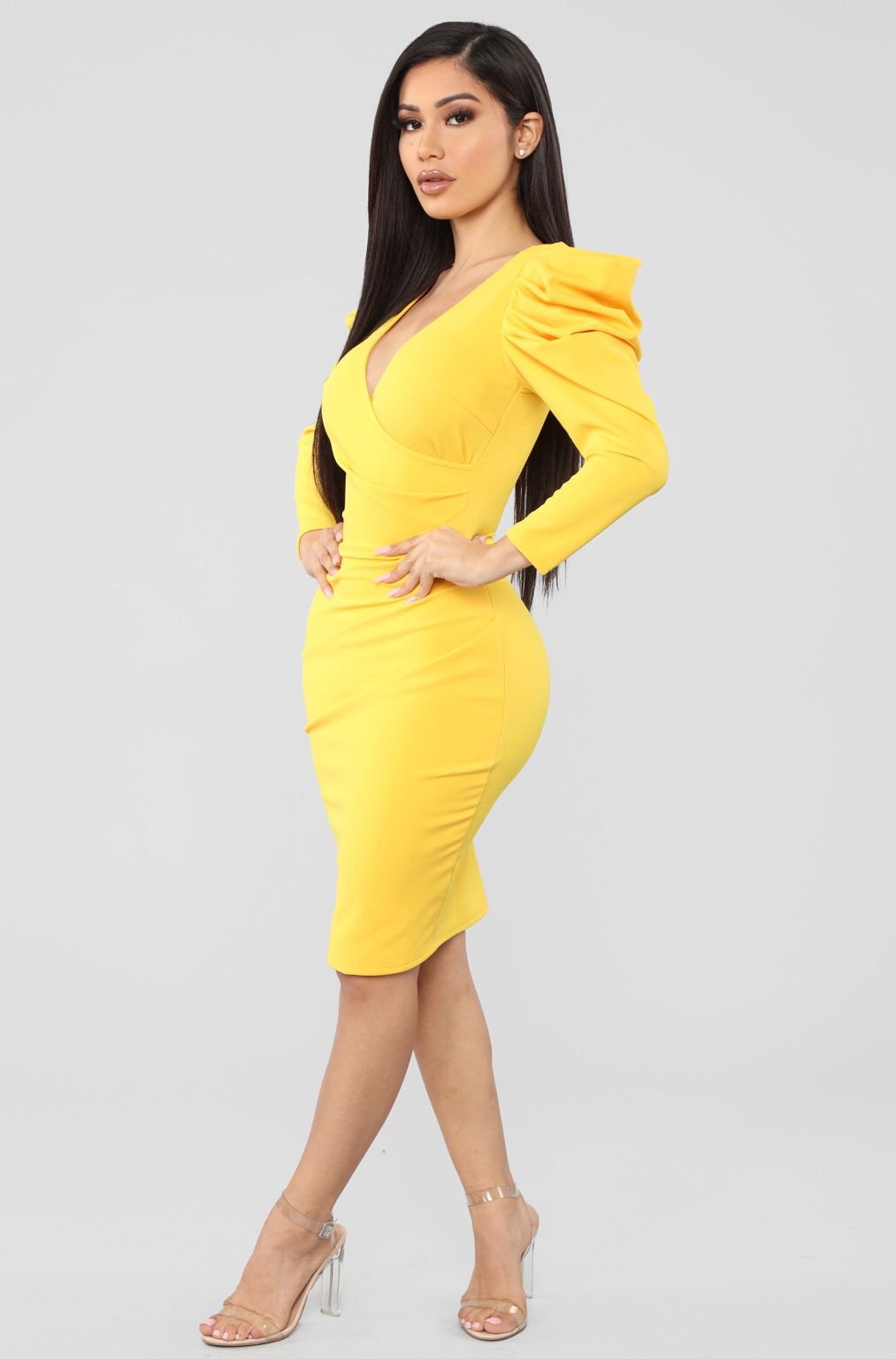 d70259e15a Don t Forget Me Tube Dress - Yellow in 2019