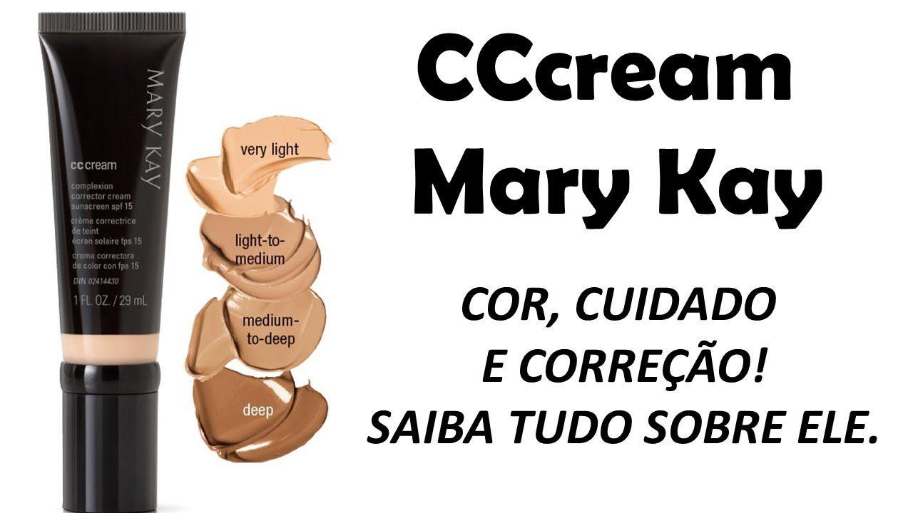 Minuto Beleza - CCcream Mary Kay