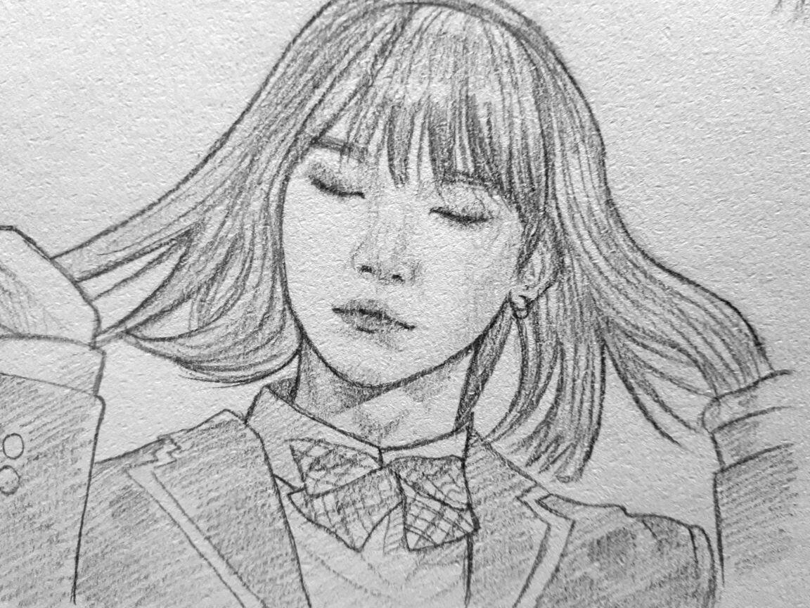 L O S T Pinterest/Instagram rinitsuu Kpop drawings