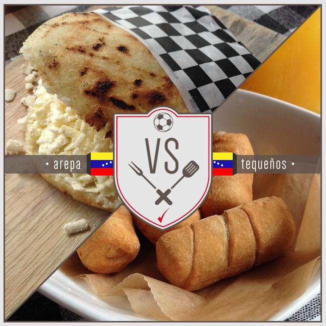 ¡El Clásico de Venezuela está aquí! ¿Cuál ganará? La deliciosa arepa rellena de queso rayado KRAFT, o los suculentos tequeños. Comenta y decide cuál será el ganador. No olvides de buscar los ingredientes en el Winn-Dixie de tu vecindario. #MundialDeLaComida