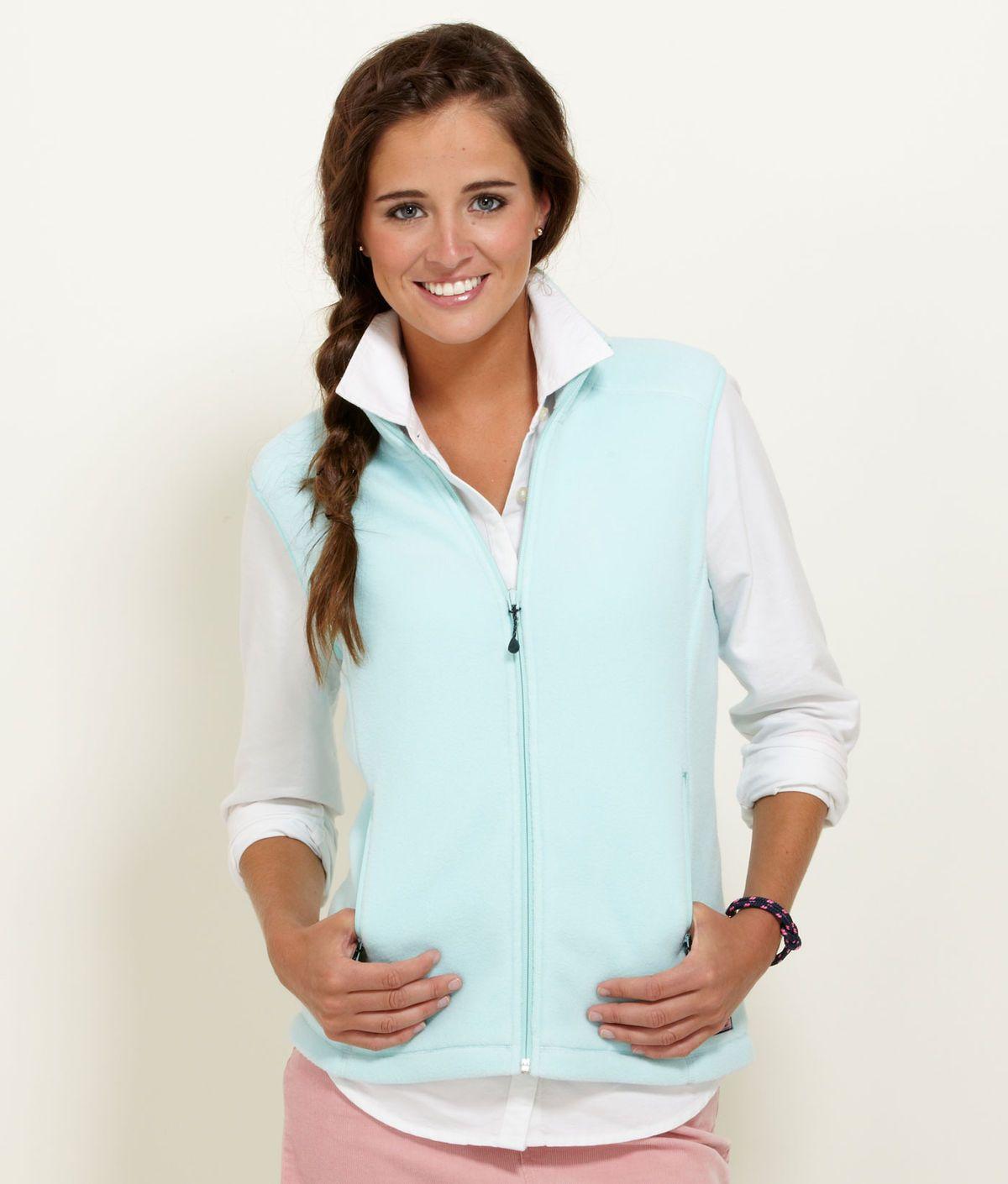 Vv fleece westerly vest for the closet pinterest clothes
