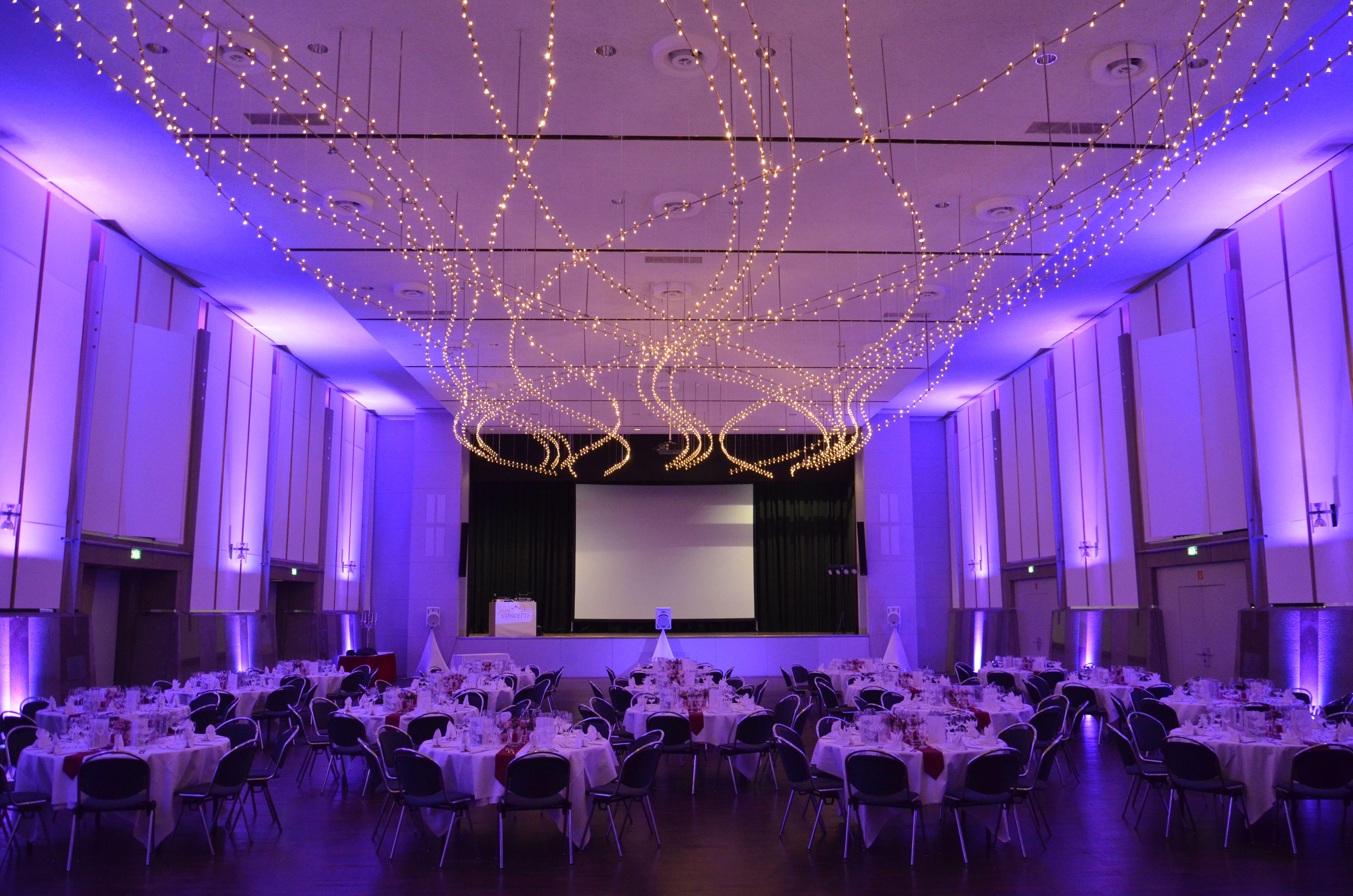 Hochzeit in der Villa Au in Velbert Langenberg mit Musik & Beleuchtung made by Music Sound Concepts Pinterest
