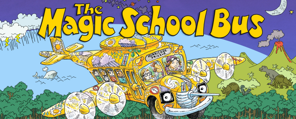 The Magic School Bus Books, Experiments, Printables
