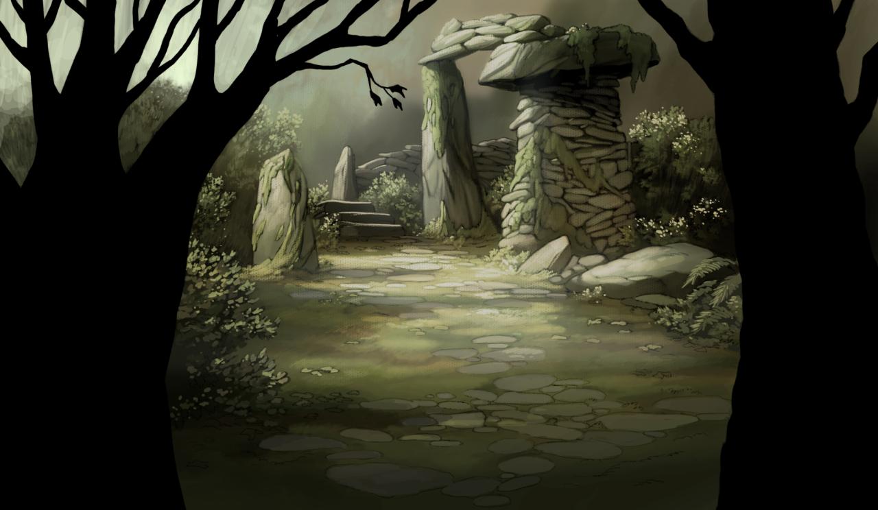 """jasonfunderburker """" Unused background from series; drawn"""