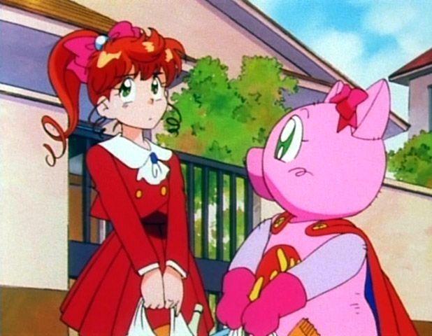 Ai to Yūki no Pig Girl Tonde Būrin (TV) - Anime …