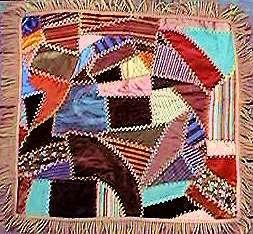 crazy quilt | Crafty | Pinterest | Clip art, Crazy quilting and ... : crazy quilting for beginners - Adamdwight.com