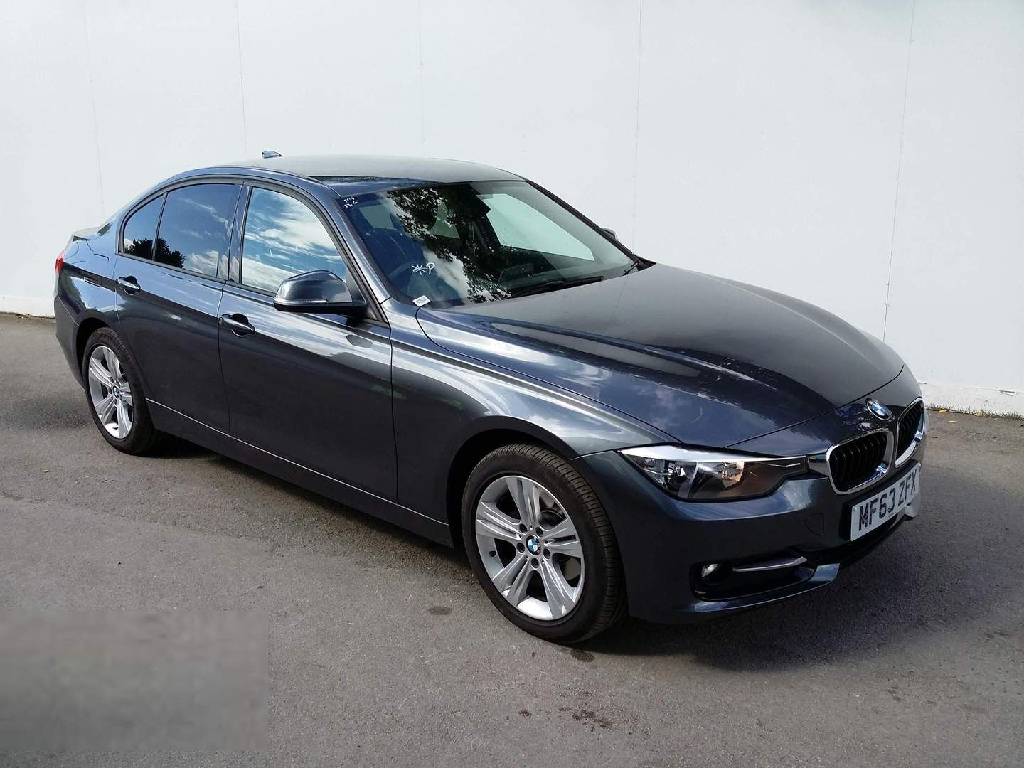 2013 bmw 3 series 318d sport 4dr 4 911 miles buy now for 18 100