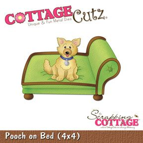 The Scrapping Cottage - Where CottageCutz are Always Blooming - CottageCutz Retired              $8.95