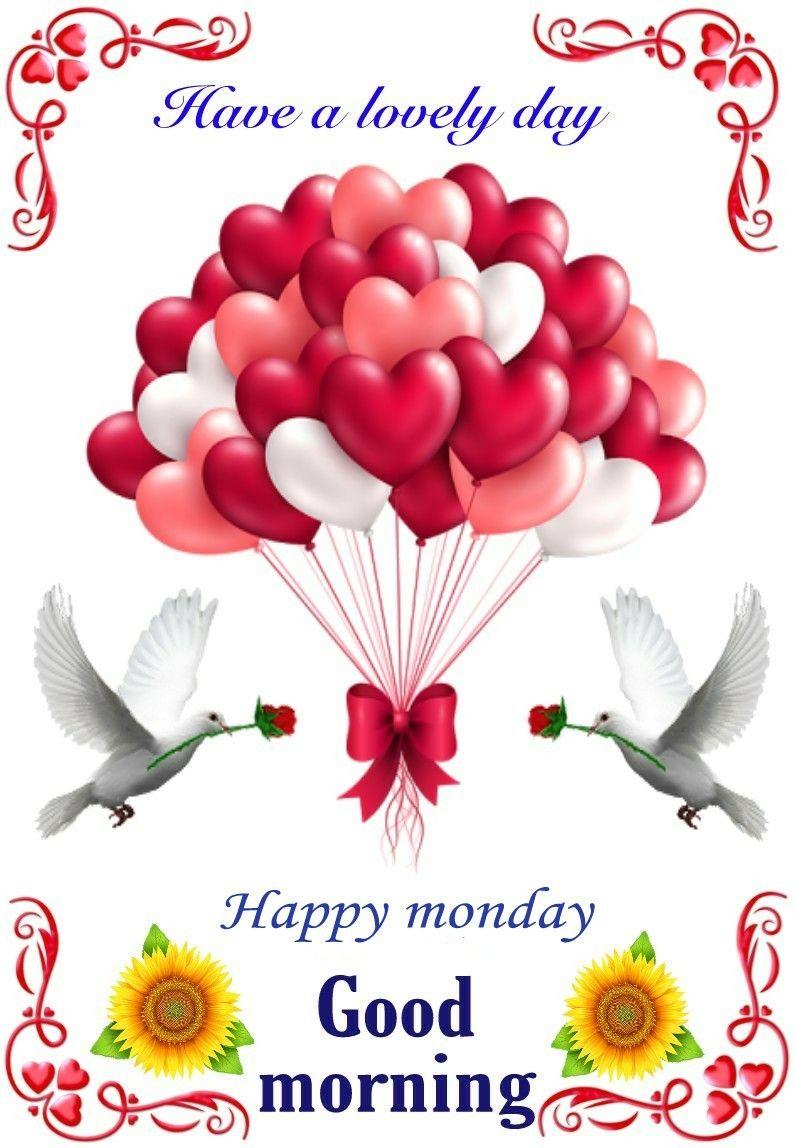 Pin By Sandra Simmons On Monday Greetings Pinterest Mondays