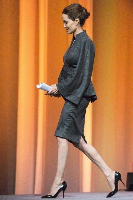 Angelina Jolie made honorary dame by Queen Elizabeth II