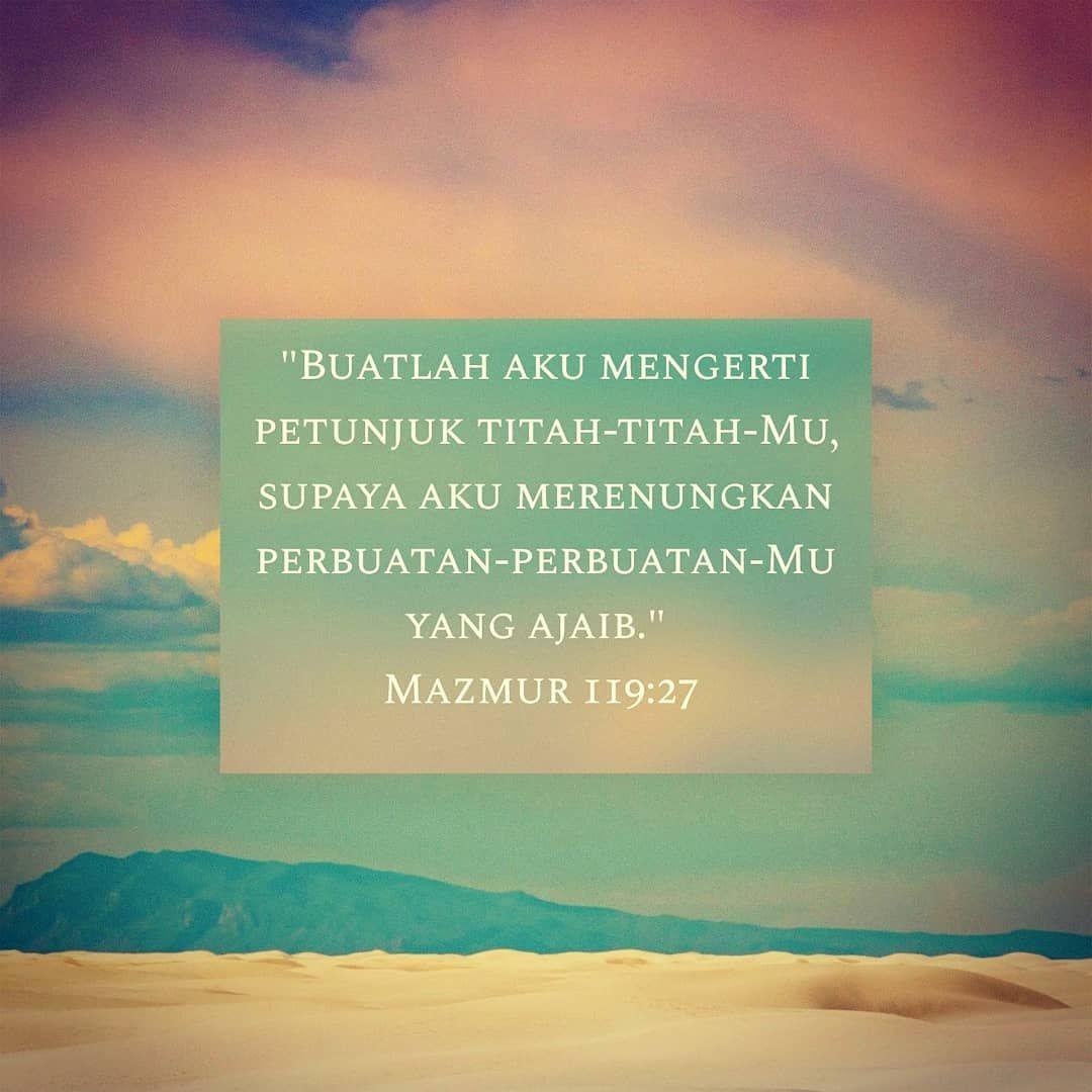 Dinsta Kutipan Kristen Ayat Alkitab Mazmur