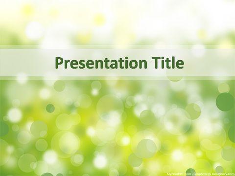 Nature-Effect-PowerPoint-Templatejpg (480×360) wedding - nature powerpoint template