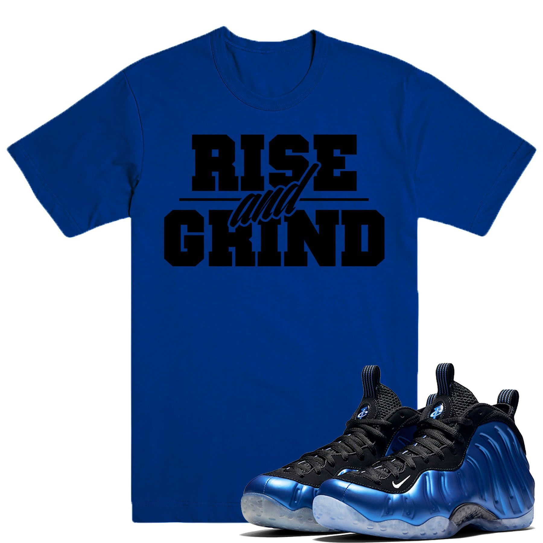 82a1609e2abc5 RISE GRIND- Nike Foamposite ROYAL XX | Products | Nike foamposite ...