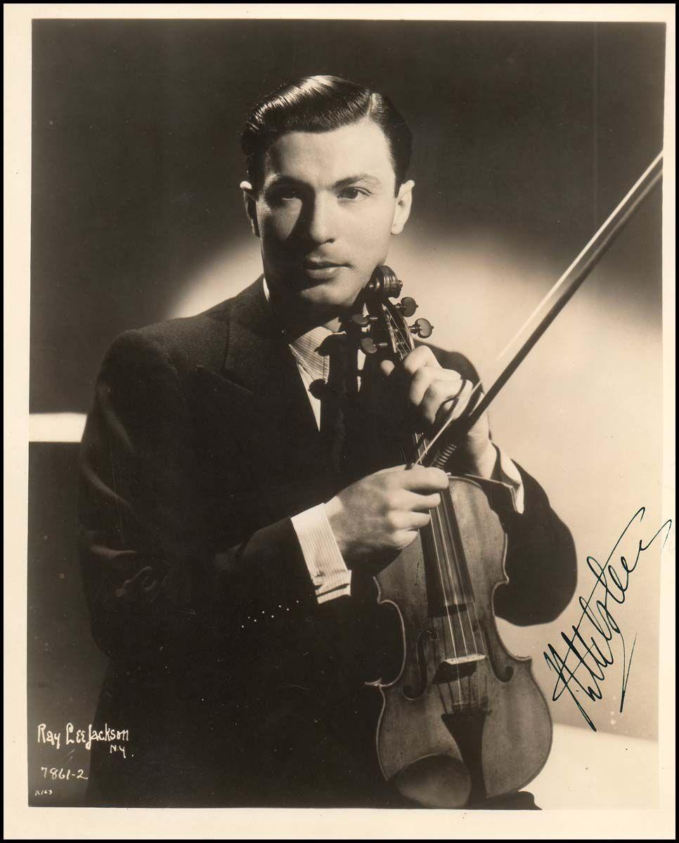 Violin Composers - The Violin Site