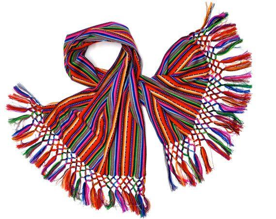 Rebozos+De+Colores+by+QUETZALboutique+on+Etsy,+$47.00 ...