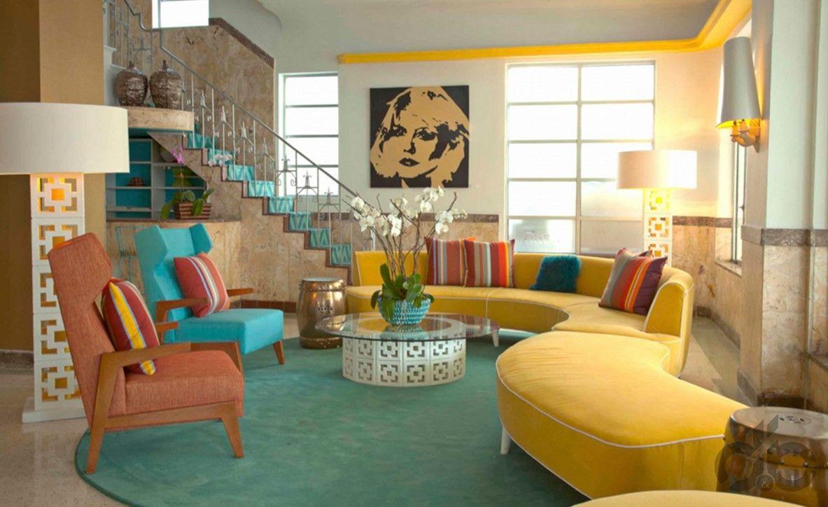 image result for 50 s retro style living room designs for small rh pinterest com Living Room Furniture Plans Living Room Furniture Layout Plans