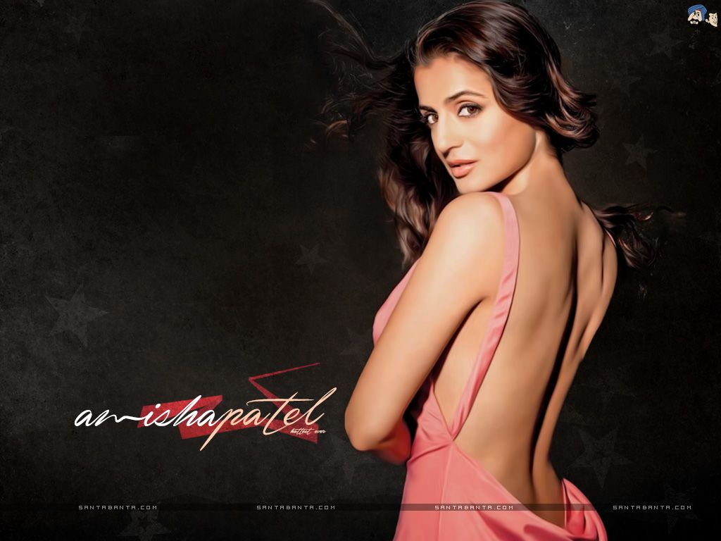 indian celebrities(f) amisha patel hot hd wallpaper #218. wallpapers