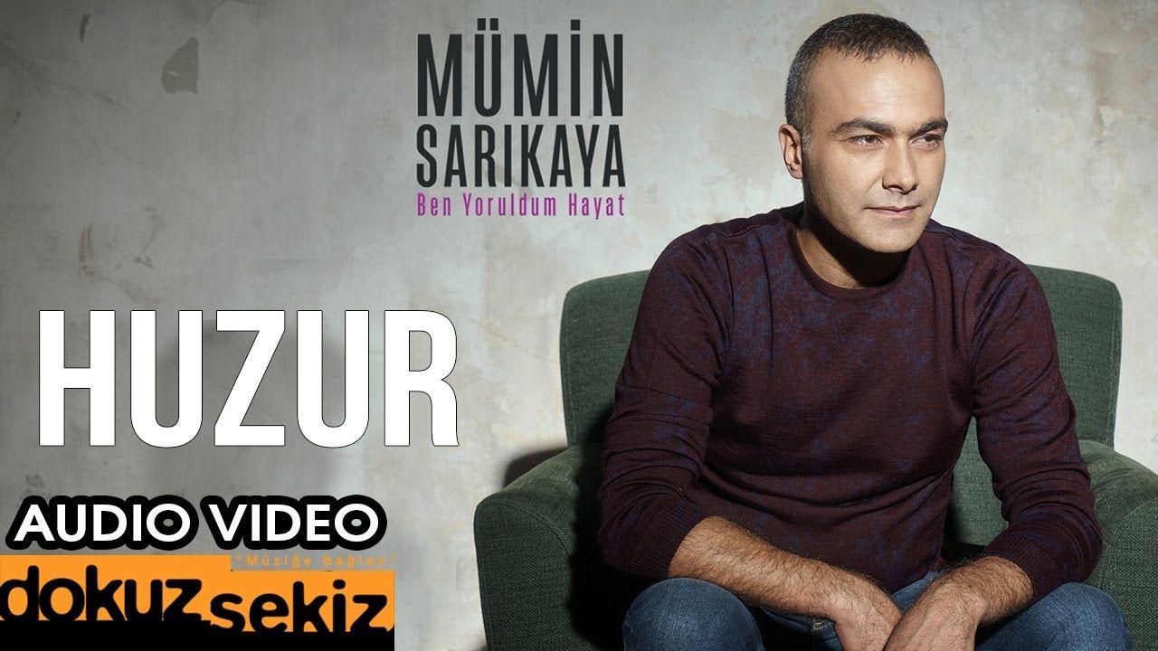 Mumin Sarikaya Huzur Official Audio Playbill Fictional Characters Audio Video