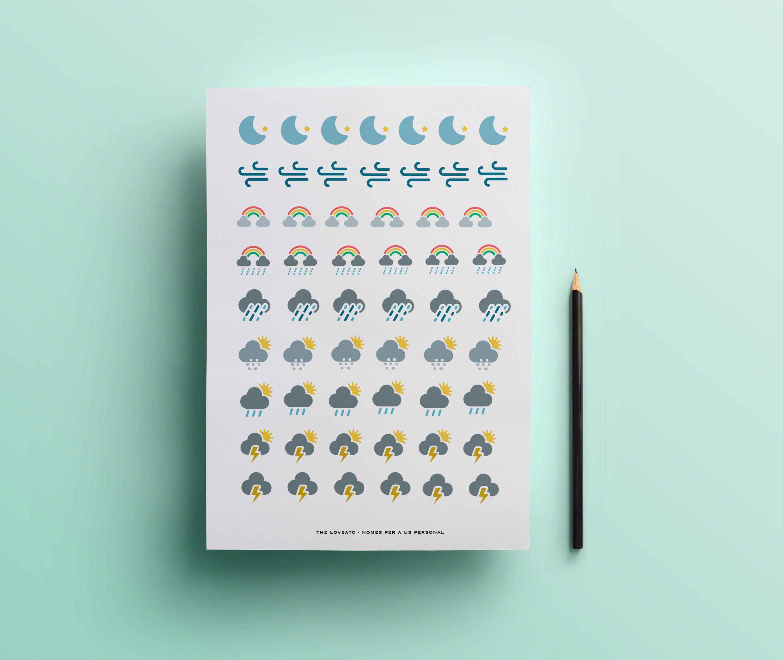 Pegatinas descargables para imprimir en hojas adhesivas Free